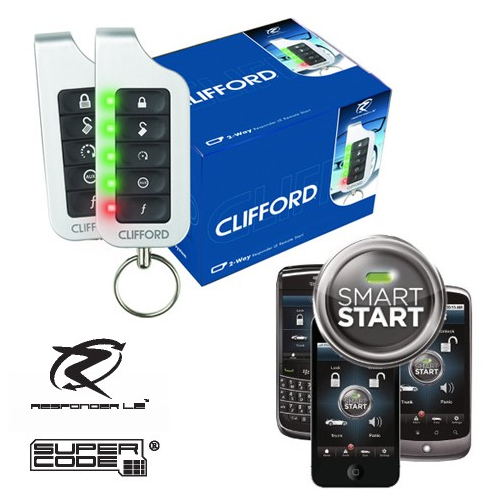 Remote Start Car Alarm Essex