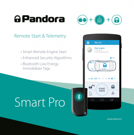Pandora Car Alarms