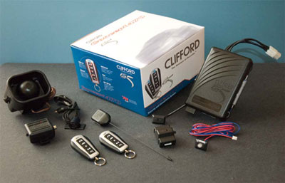 clifford car alarms fitted in essex